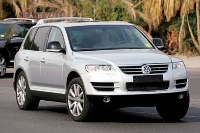 Vw Touareg: nuovo restyling in arrivo