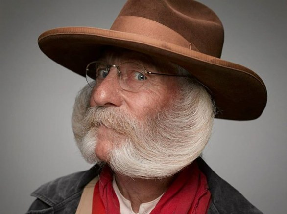 Toot Joslin - 2014 World Beard and Mustache Championships © Greg Anderson Photography