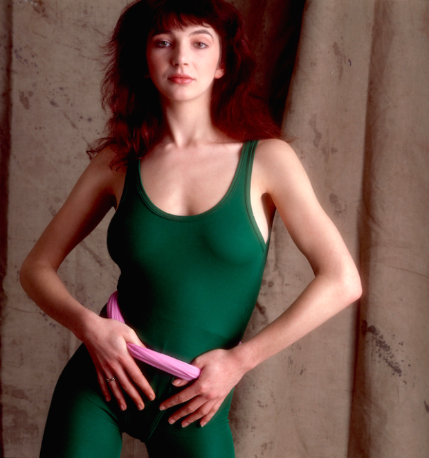 08 Kate Bush - photographs by Gered Mankowitz and Guido Harari