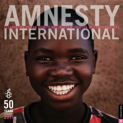 Amnesty International Wall Calendar 2011