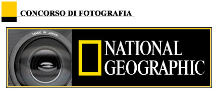 Concorso National Geographic