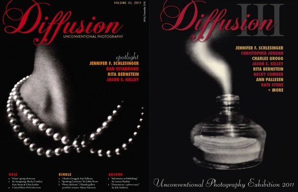Diffusion Magazine (Vol lll) Unconventional Photography