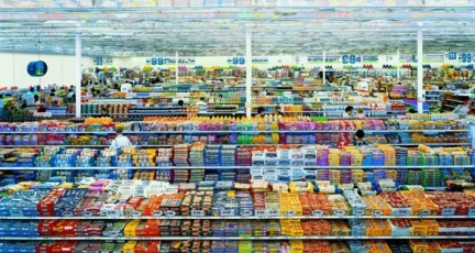 Andreas Gursky_99 Cent_1999