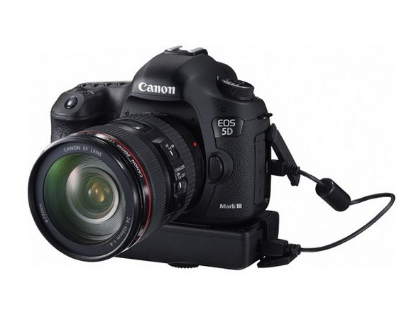 Canon 5D Mark III - gli accessori
