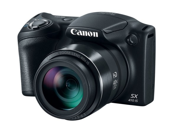 Canon PowerShot SX410 IS corpo