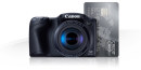 Canon PowerShot SX410 IS design