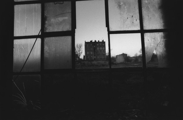 David Lynch, Untitled (Lodz), 2000 © Colection of the artist