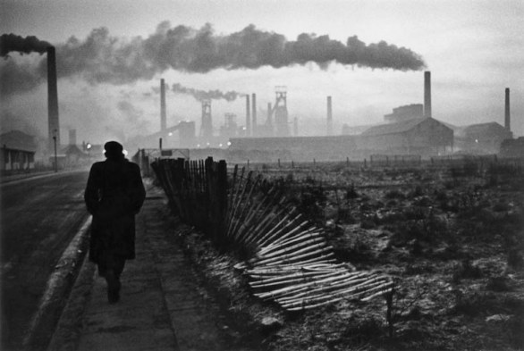 Don McCullin, West Hartlepool, 1963 © Don McCullin / Contact Press Images