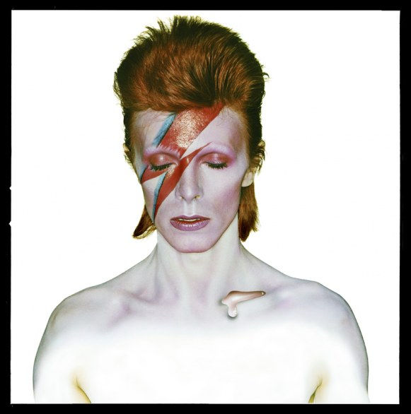 15 David Bowie, Aladdin Sane, 1973 © Duffy Archive