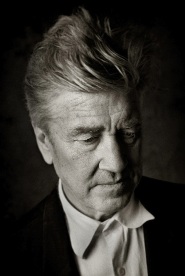 06_Portrait of David Lynch (c) Mark Berry © Colection of the artist