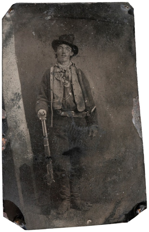 07 Billy the Kid - Unknown (1880)