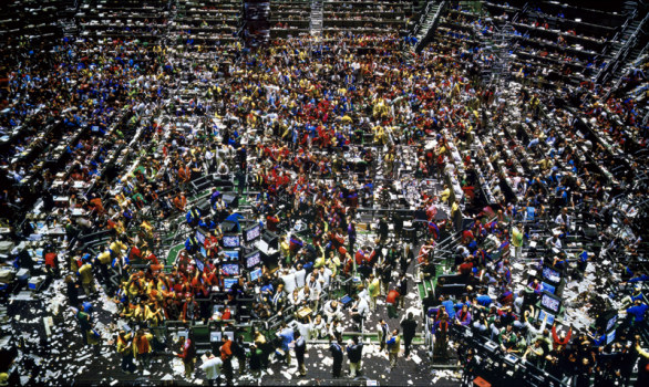 Andreas Gursky, Chicago Board of Trade III (1999)