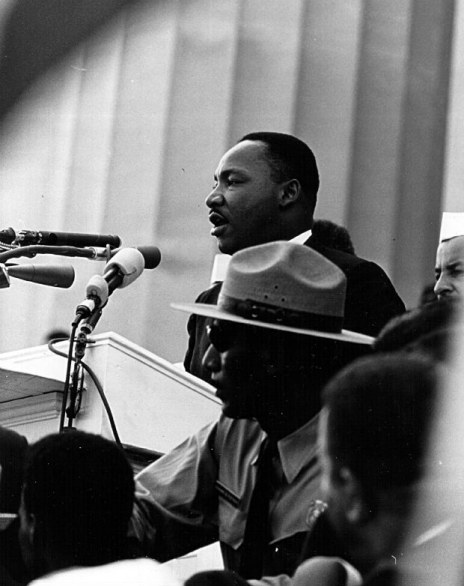 Martin Luther King cinquant'anni dopo, foto by by National Archives/Newsmakers.