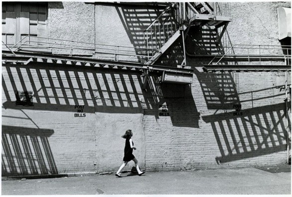 James Jowers, St. Mark's Place, NY (1968) George Eastman House's flickr