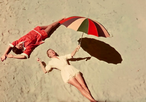 Clifford Coffin: spiagge d'antan!