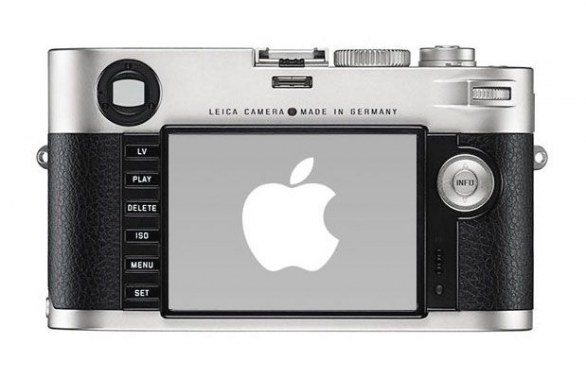 Leica M Limited Edition del designer Apple Jonathan Ive
