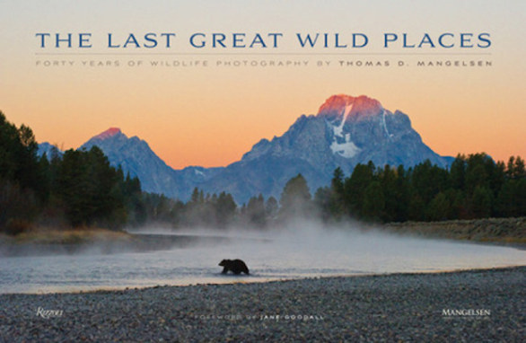 The Last Great Wild Places: Forty Years of Wildlife Photography – Thomas D. Mangelsen
