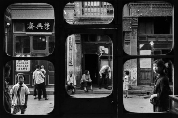 Beijing, China 1965 © Marc Riboud, courtesy Peter Fetterman Gallery