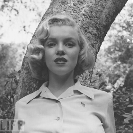 Marilyn Monroe_Day in the Park