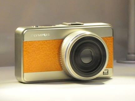 """""""Olympus E-System"""" Micro Four Thirds System-compliant New Interchangeable Lens Type Digital Camera Under Development"""