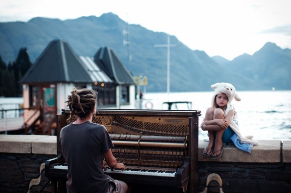 07 - Merit, Piano play at sunset by Nikola Smernic/National Geographic Traveler Photo Contest