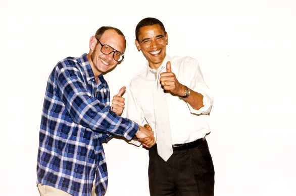 terrysdiary - Me and Obama