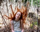 Julia Fullerton-Batten – Hair caught bush