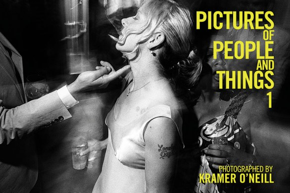 Pictures of People and Things 1 by Kramer O'Neill