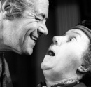 Rex Harrison & Gwen Nelson in August for The People