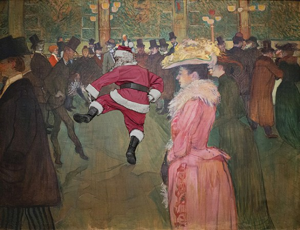 Lautrec-At the Moulin Rouge © Ed Wheeler