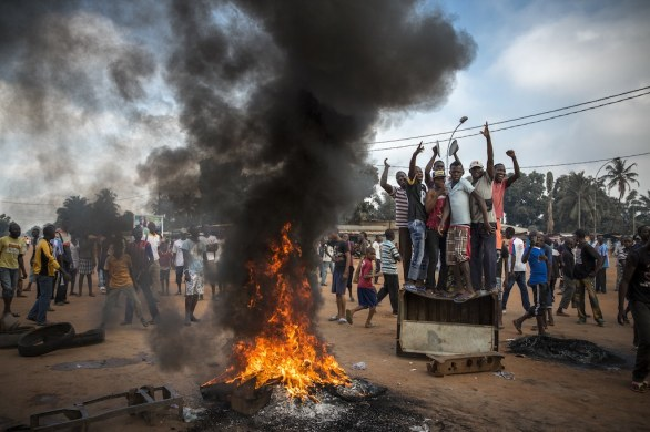 03 William Daniels, France, Panos Pictures for Time, Chaos in Central African Republic, December © World Press Photo of the Year 2013