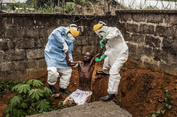 First Prize General News Category, Stories - Pete Muller, USA, Prime for National Geographic / The Washington Post, Freetown, Sierra Leone