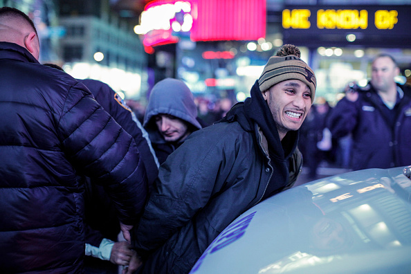 Protest Continue Across Country In Wake Of NY Grand Jury Verdict In Chokehold Death Case