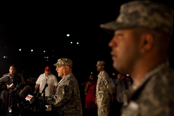 Multiple Soldiers Wounded By Shooter At Fort Hood