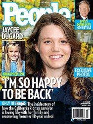 jaycee lee dugard foto com'è oggi people