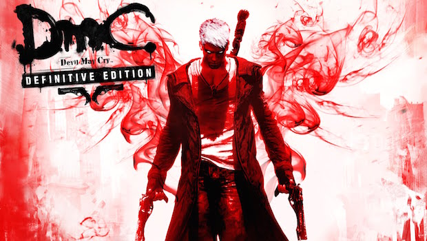 DmC Devil May Cry- Definitive Edition