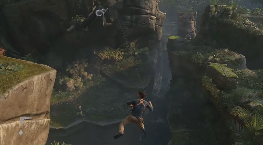 Uncharted 4: A Thief's End, gameplay video pieno d'azione dall'E3 2015