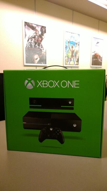 Xbox One package finale