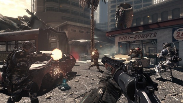 Call of Duty: Ghosts a 1080p su PlayStation 4, solo 720p per Xbox One