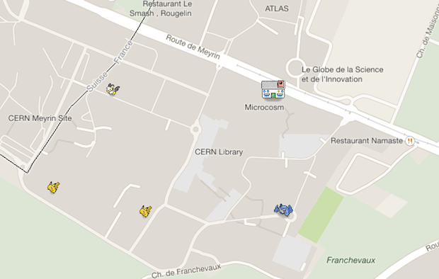 Come trovare Pokemon su Google Maps per Iphone e Android