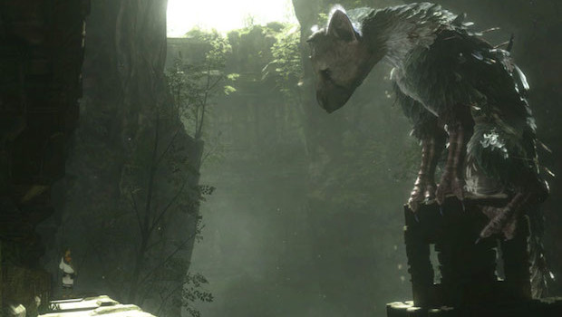 The Last Guardian Listing Appears on Amazon