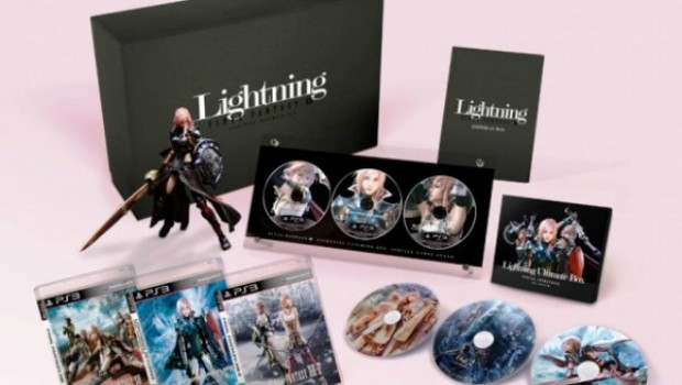 Lightning Returns Final Fantasy XIII Ultimate Box Edition