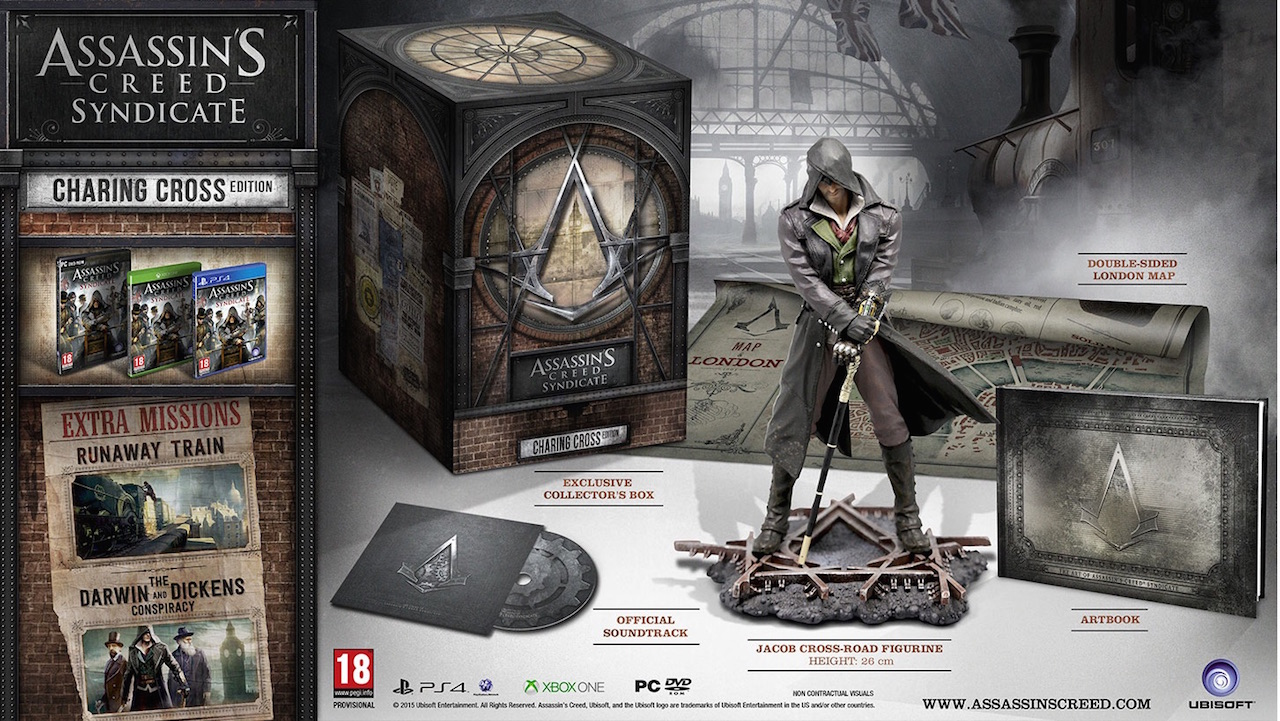 Assassin's Creed: Syndicate - Charing Cross Edition