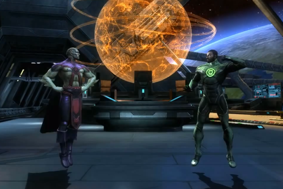 Injustice: Gods Among Us - Martian Manhunter disponibile al download dal 30 luglio
