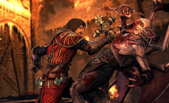 Castlevania: Lords of Shadow - comparativa PS3-X360