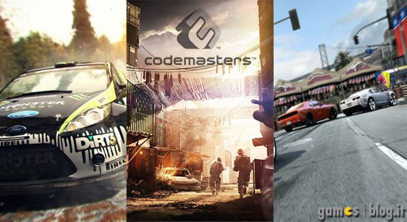 Codemasters: Operation Flashpoint Red River e GRID 2 a metà 2011, DiRT 3 nel 2012