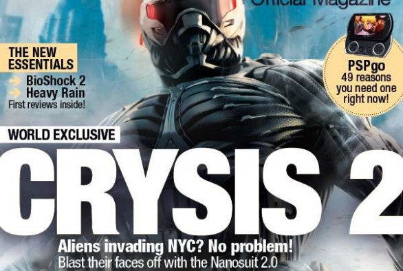 Crysis 2 sarà ambientato a New York