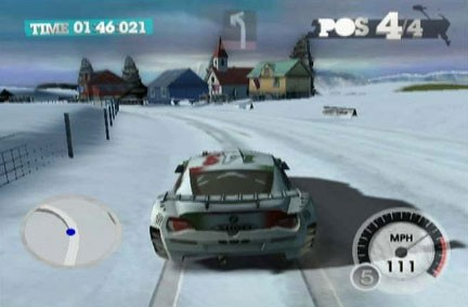 DiRT 2 per Nintendo Wii: primo video di gioco