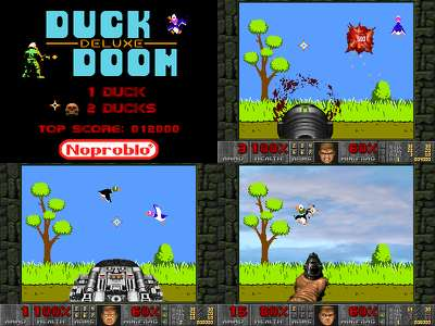 Doom Duck Hunt