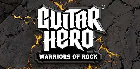 Guitar Hero: Warriors of Rock - lista parziale dei brani presenti